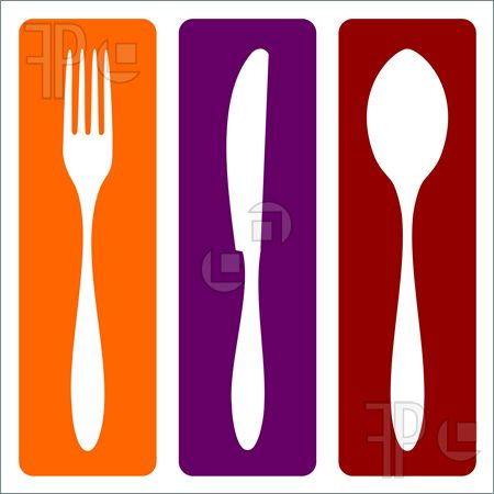 Free clipart of fork spoon and knife border clip royalty free download Free Spoon Fork Cliparts, Download Free Clip Art, Free Clip Art on ... clip royalty free download