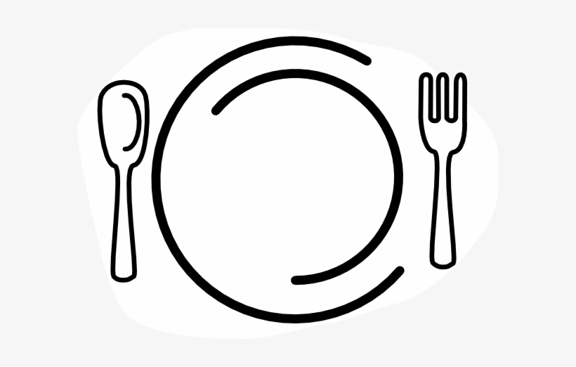 Free clipart of fork spoon and knife border picture free download Knife And Fork Clipart White Clip Art At Clipart Library - Spoon And ... picture free download
