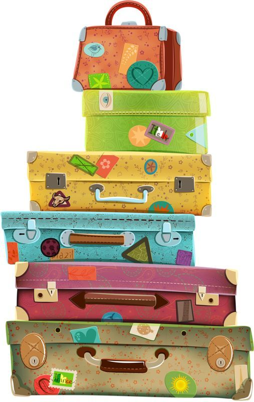 Free clipart of globe luggage and female traveler. Travel suitcase clip art