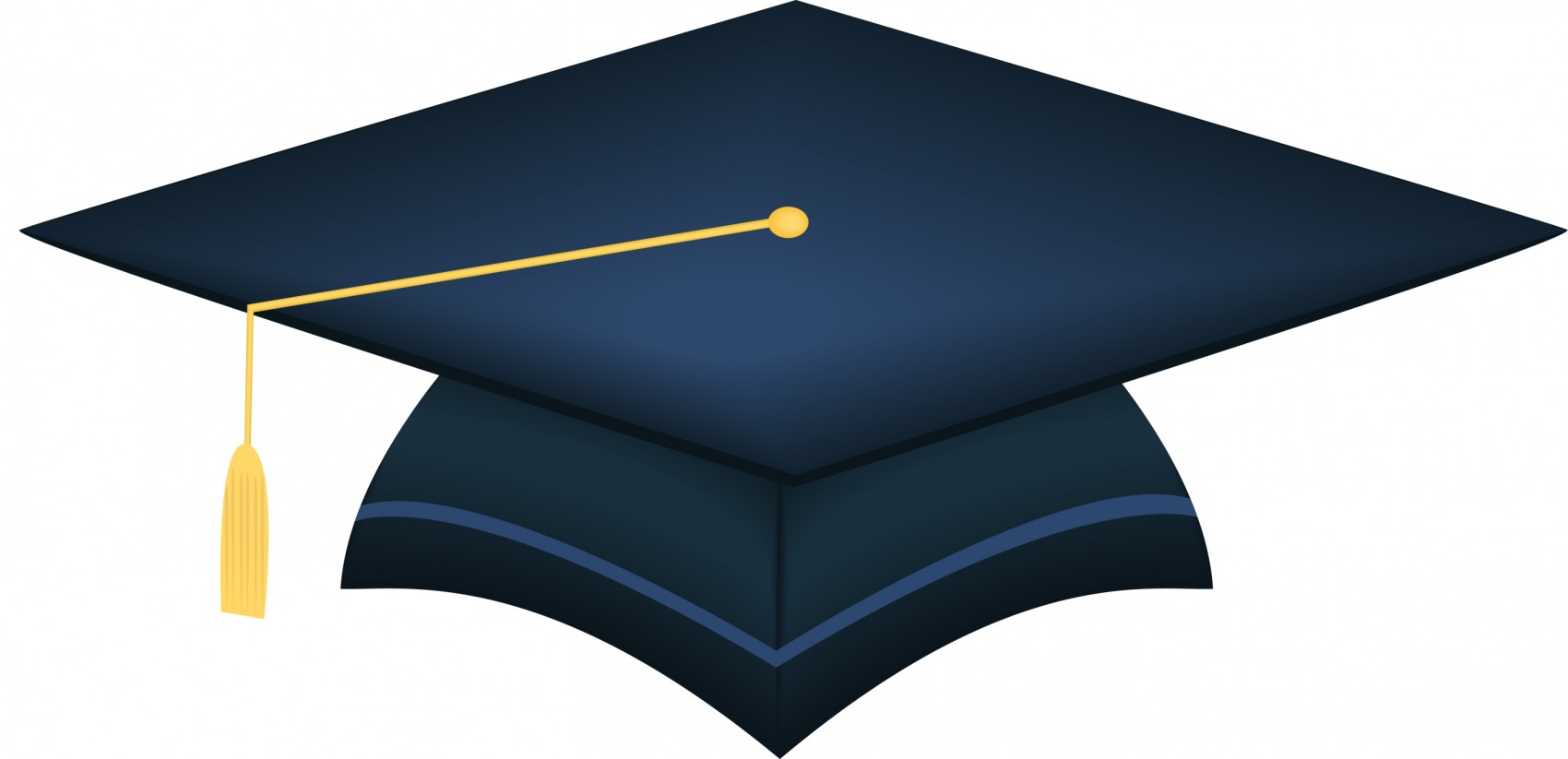 Grad hat clipart jpg library stock Graduation Hat Image | Free download best Graduation Hat Image on ... jpg library stock