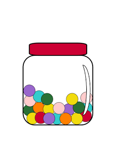 Free black and white clipart of candy jars download Free Clipart N Images: Free Clip Art ~ Candy Jar | Templates | Candy ... download