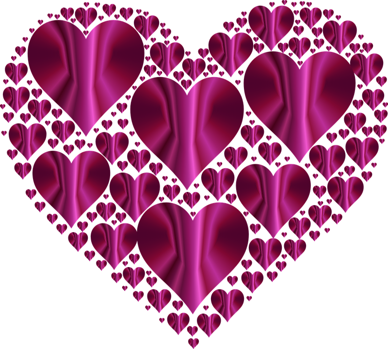 Free clipart of heart shapes graphic freeuse stock Free Image on Pixabay - Heart, Hearts 3, Love, Shape | Pinterest ... graphic freeuse stock