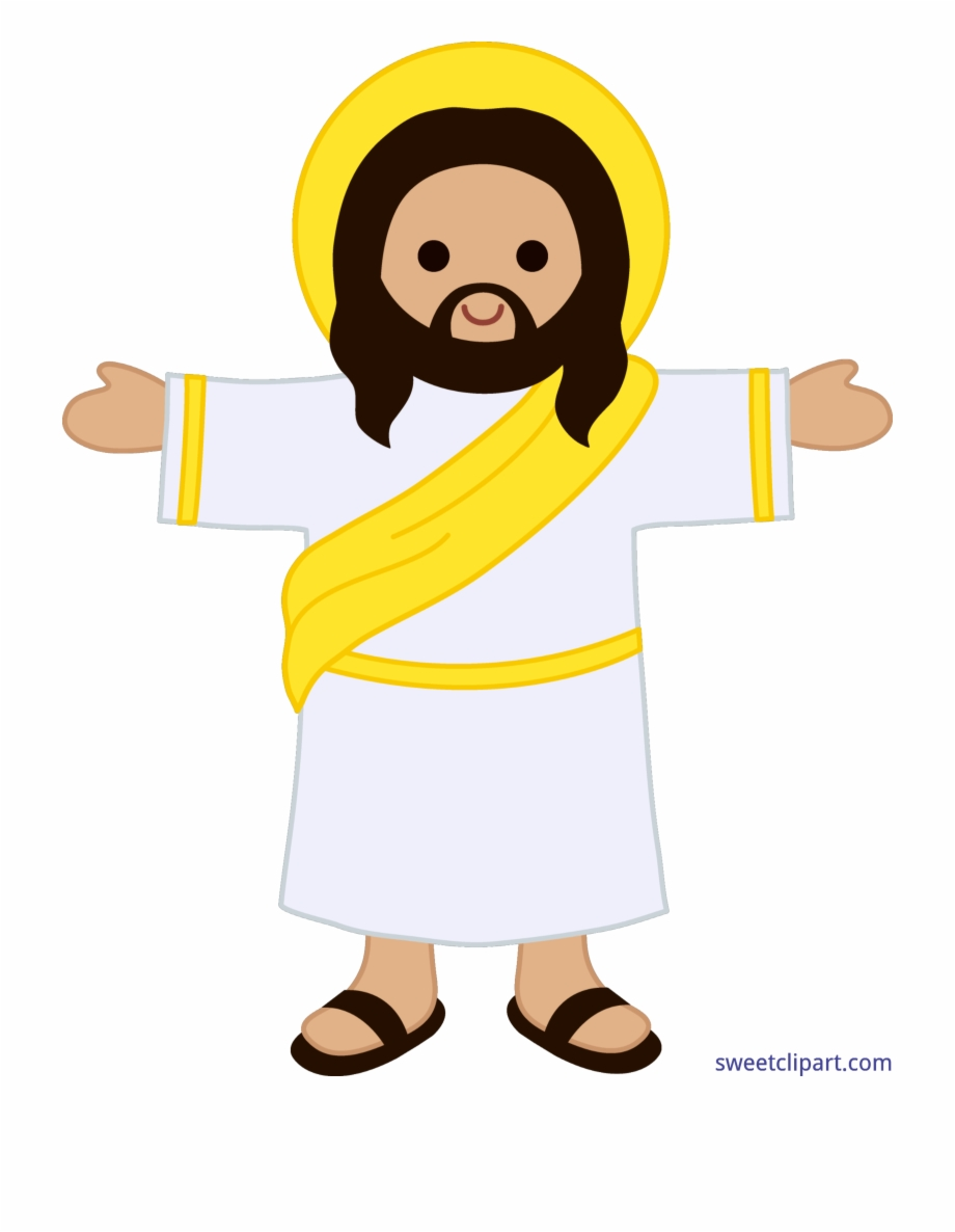 Free clipart of jesus carring a man jpg transparent Jesus Christ Clipart - Clipart Of Jesus Free PNG Images & Clipart ... jpg transparent