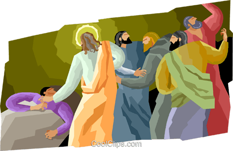 Free clipart of jesus healing the sick clip library stock Jesus healing the sick Royalty Free Vector Clip Art illustration ... clip library stock