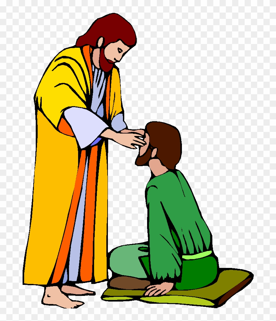 Free clipart of jesus healing the sick clip freeuse Download Jesus Heals Clipart Miracles Of Jesus Healing - Jesus Heals ... clip freeuse