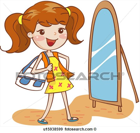 Free clipart of kid looking in a mirror image black and white download Mirror Clip Art Free   Clipart Panda - Free Clipart Images image black and white download