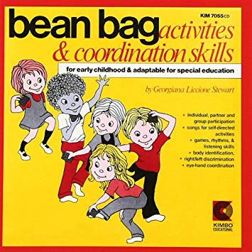 Free clipart of kids passing a bean bag image freeuse download Bean Bag Activities & Coordination Skills image freeuse download
