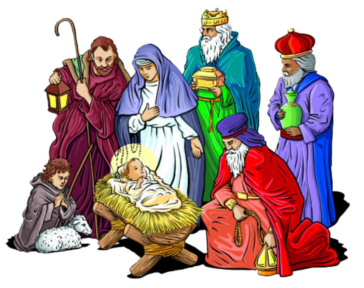 Religious christmas clipart svg free Christmas Baby Jesus Clipart at GetDrawings.com | Free for personal ... svg free