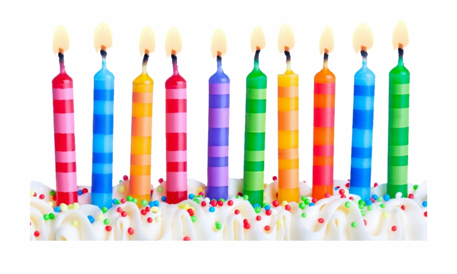 Download png transparent . Free clipart of number 3 birthday candles