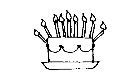 Free clipart of number 38 birthday candles clip black and white Birthday Candle Clipart Black And White | Free download best ... clip black and white