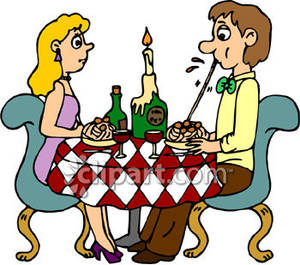 Free clipart of people eating dinner png free People Eating Clipart | Free download best People Eating Clipart on ... png free