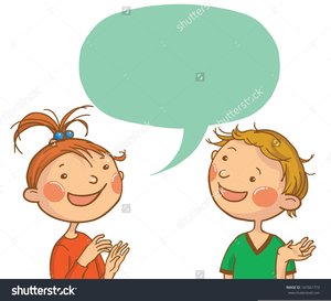Free clipart of people talking graphic stock Two People Talking Clipart Free   Free Images at Clker.com - vector ... graphic stock
