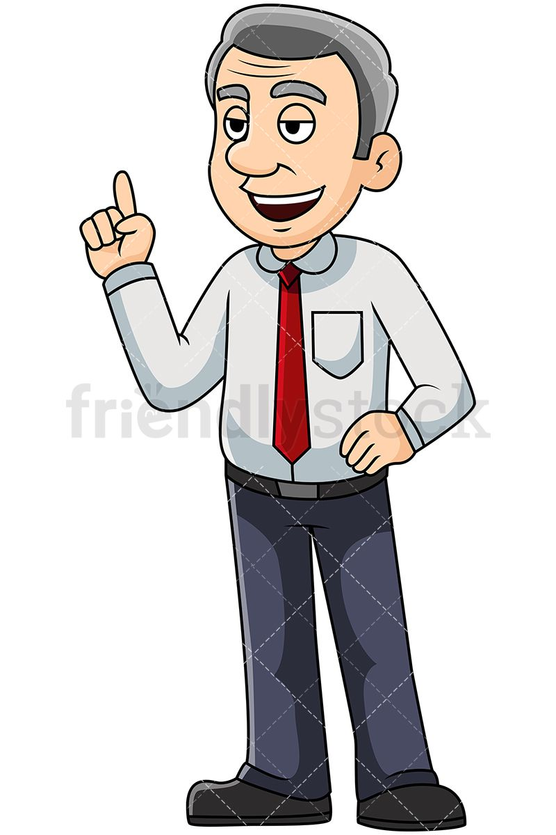 Free clipart of person looking at phone and smiling graphic black and white library Mature Business Man Talking Confidently Making Good Point | Mature ... graphic black and white library