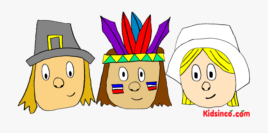 Indians and pilgrims clipart clipart free stock Pilgrims, Indians, Thanksgiving Clip Art - Pilgrims And Indians ... clipart free stock