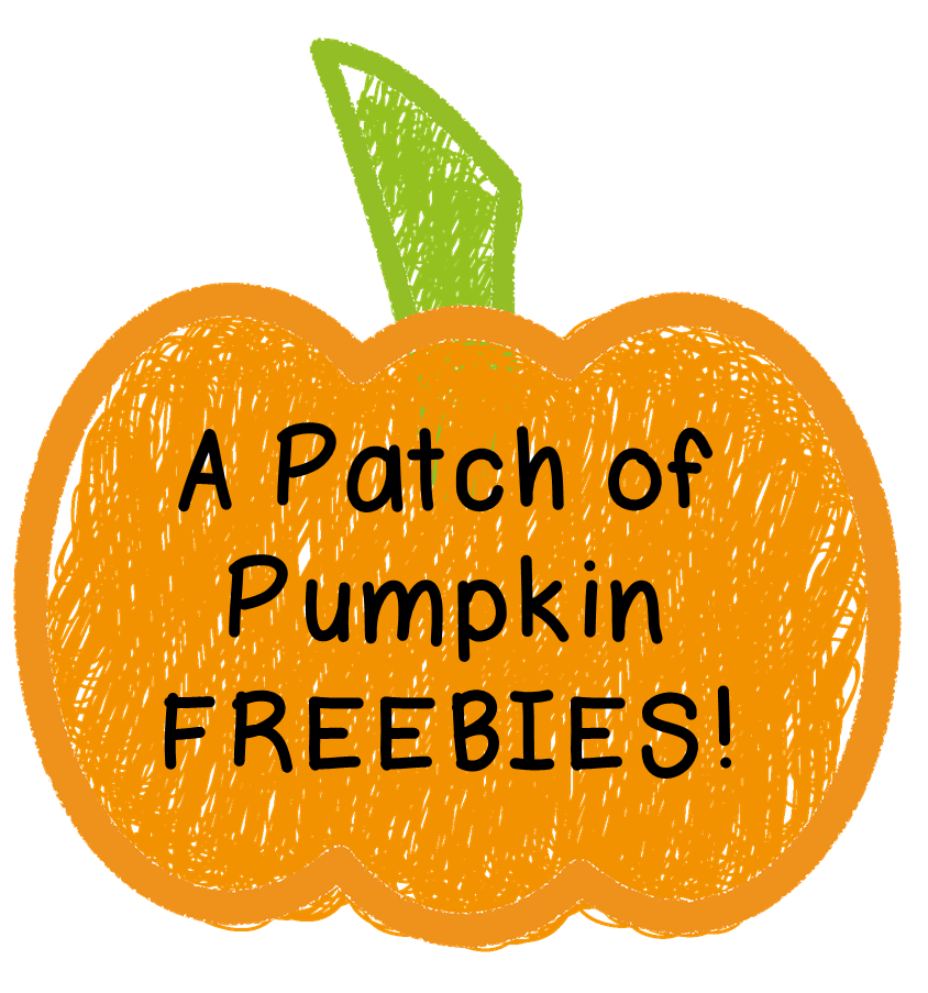 Free clipart of pumpkin life cycle banner The Teaching Resource Resort banner