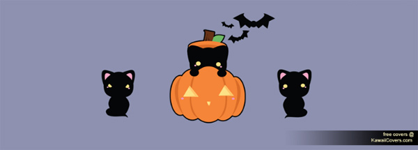 Free clipart of pumpkins for facebook cover photo svg library download 100 Free Halloween Facebook Covers – Make Your Friends Green with Envy svg library download