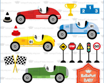 Vintage beach racing car clipart svg library Race Car Clipart | Clipart Panda - Free Clipart Images svg library