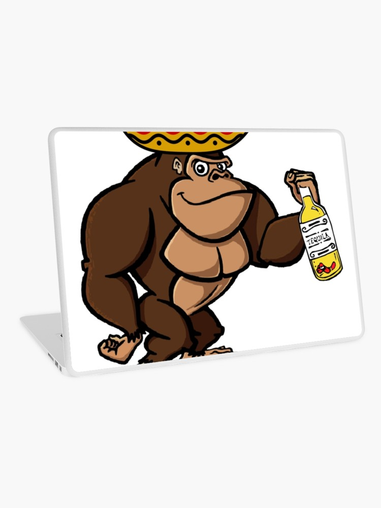 Free clipart of sasquatch drinking a beer png transparent Cinco De Mayo Shirt Tequila Drinking Bigfoot Sasquatch funny | Laptop Skin png transparent