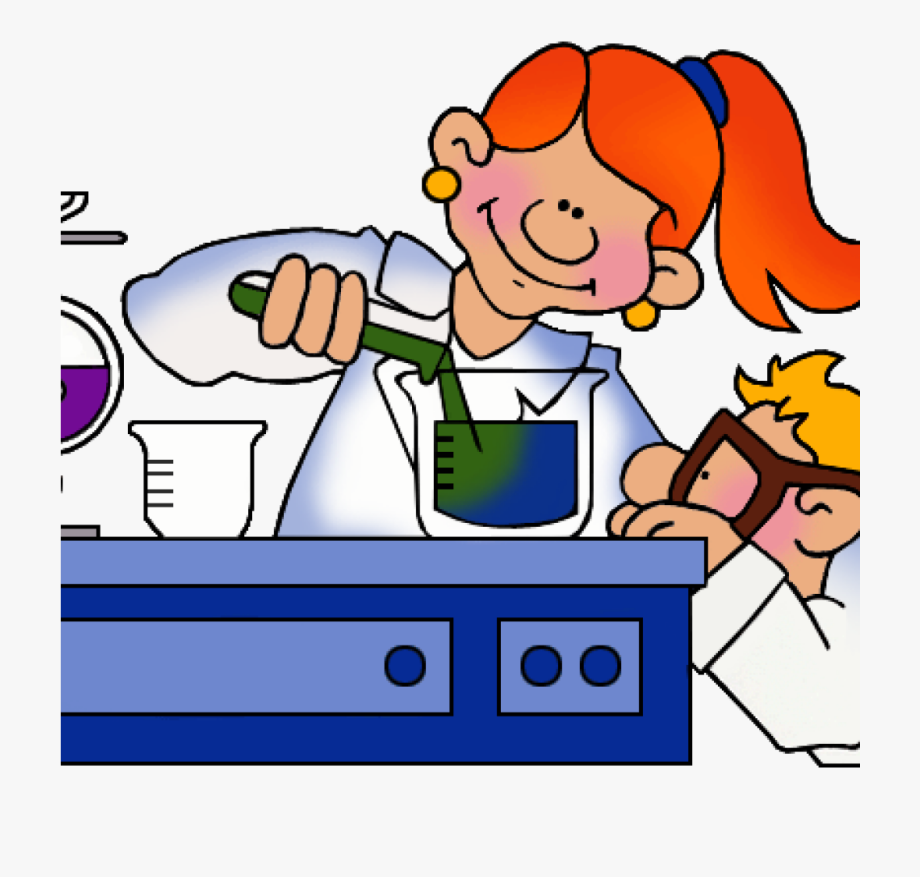 Science free clipart transparent Clipart Royalty Free Library Lab Work Clipart - Science Experiment ... transparent