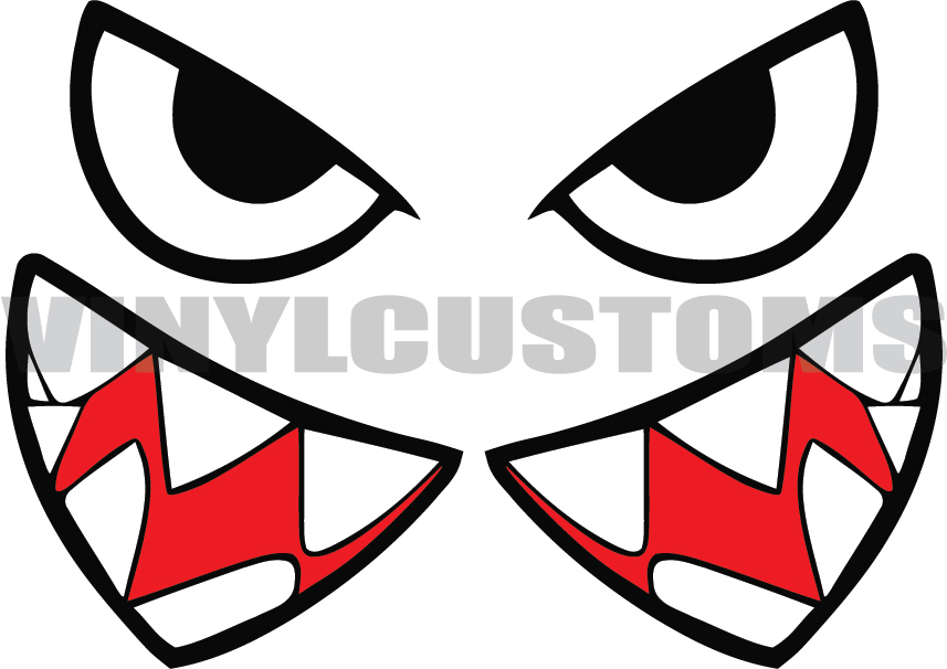 Tooth download best on. Free clipart of shark eyes and teeth