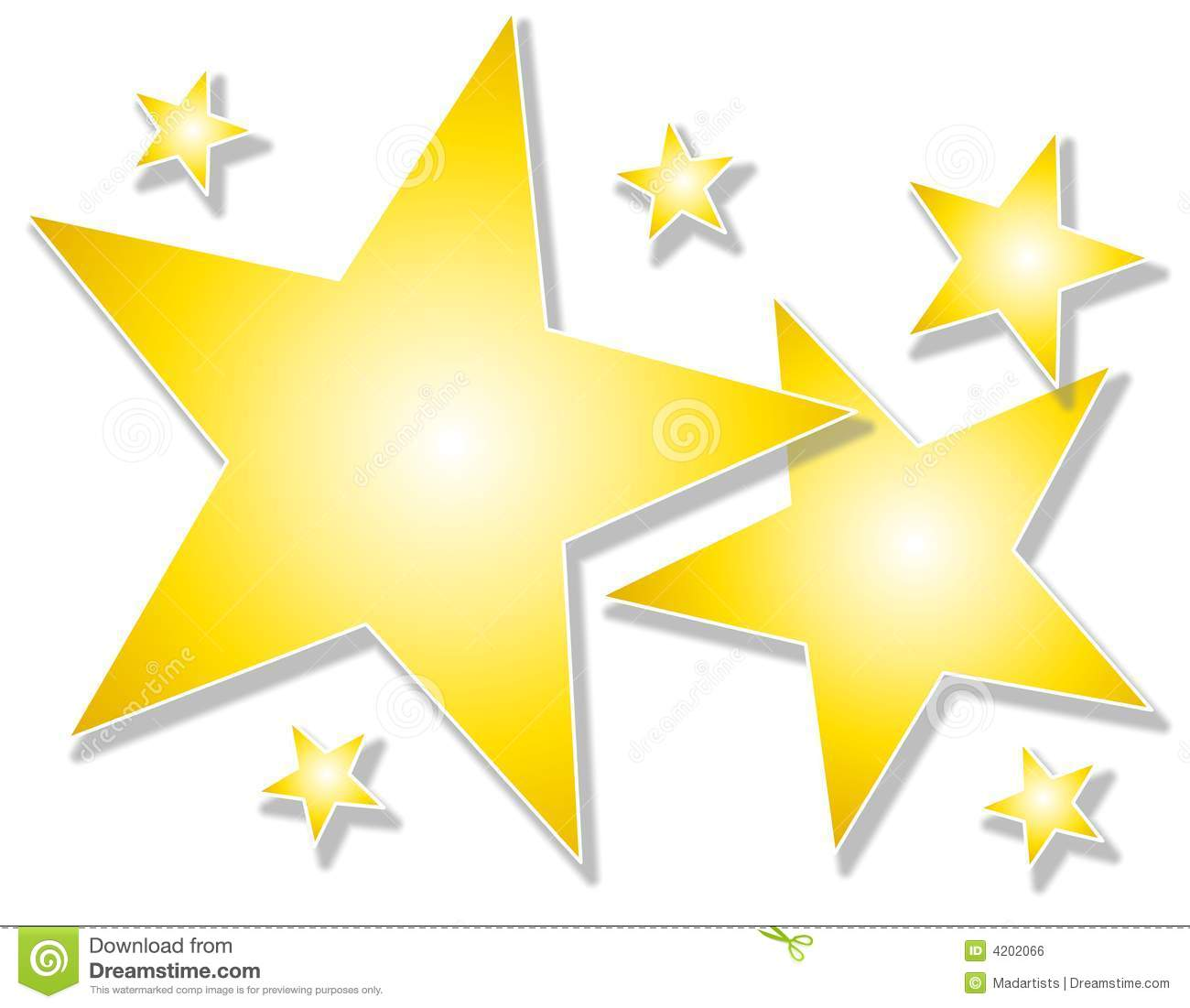 Free clipart of small star vector library library 100+ Gold Star Clipart Free | ClipartLook vector library library