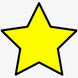 Free clipart of small star image transparent download Star Free Yellow Clip Art Porch Pinterest - Star Clipart #47100 ... image transparent download