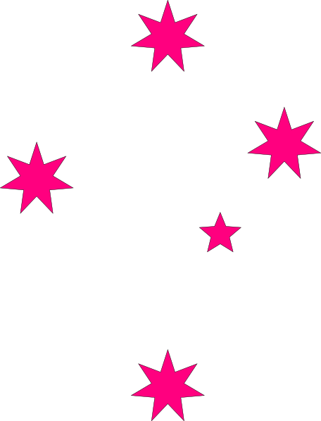 Free clipart of small star banner black and white Pink stars images clipart images gallery for free download | MyReal ... banner black and white