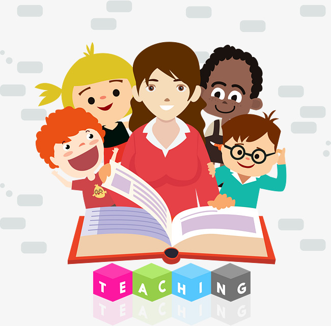 Free clipart for teachers and students image royalty free download Free Png Teacher Reading To Students & Free Teacher Reading To ... image royalty free download