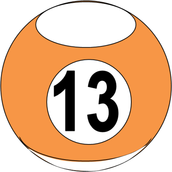 Free clipart of the billiard ball number 11 png freeuse Billiard Ball 11 | Free Images at Clker.com - vector clip art online ... png freeuse