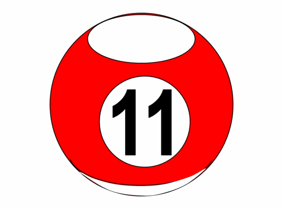 Free clipart of the billiard ball number 11 jpg freeuse stock Clipart Transparent Library Billiard Ball Free Images - 11 Clipart ... jpg freeuse stock