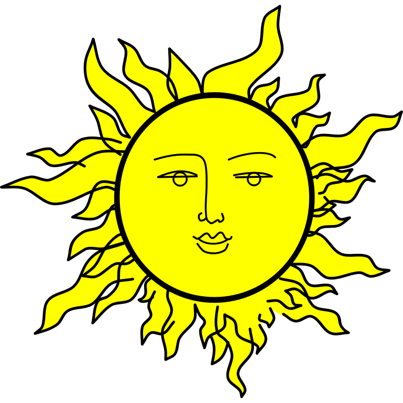 Free clipart of the sun png royalty free download Free Images Of A Sun, Download Free Clip Art, Free Clip Art on ... png royalty free download