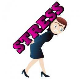 Free clipart of things breaking under stress. Images stressed out people
