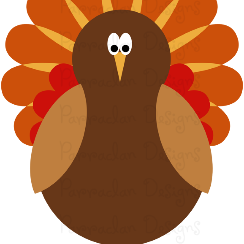 Turkey clipart easy graphic transparent download Turkey Clip Art Free pig clipart hatenylo.com graphic transparent download
