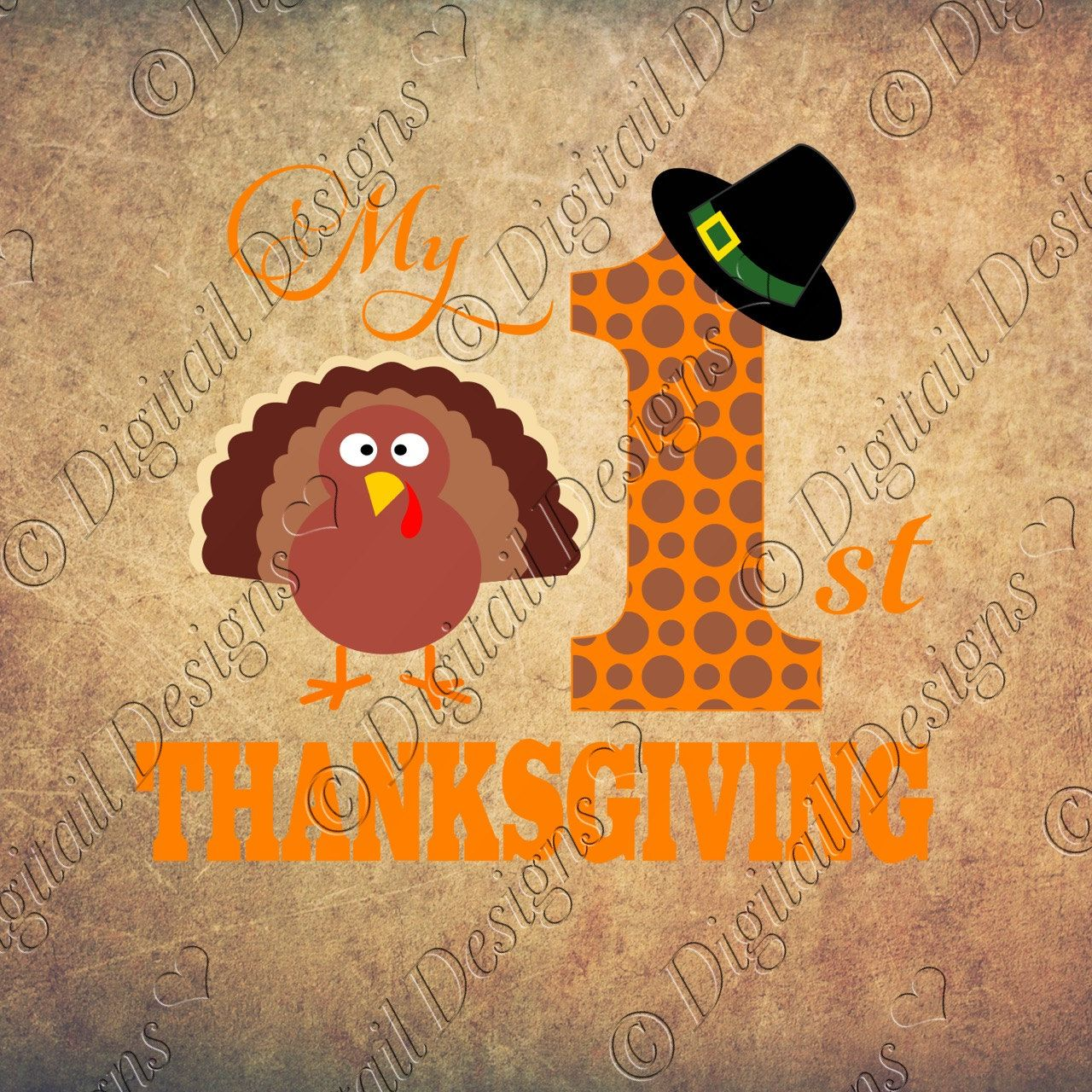 Free clipart of turkeys with pattern fathers cricuts png transparent library Pin by Digitail Designs on Baby gifts   Printable paper, Shirt ... png transparent library