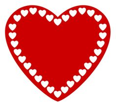 Free clipart of valentine hearts. Station