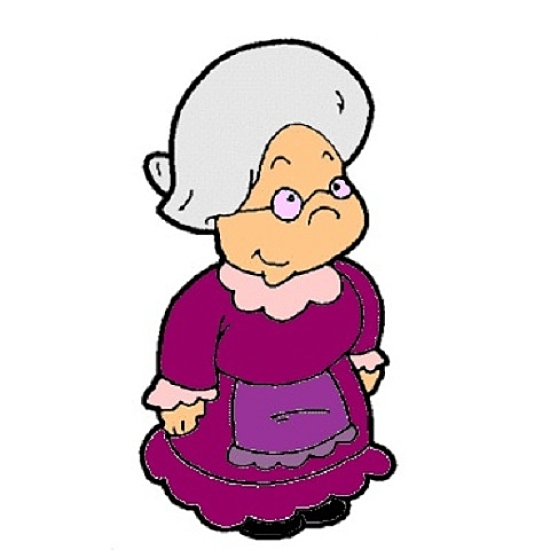 Old woman clipart free svg royalty free stock Clipart Old Lady & Look At Clip Art Images - ClipartLook svg royalty free stock
