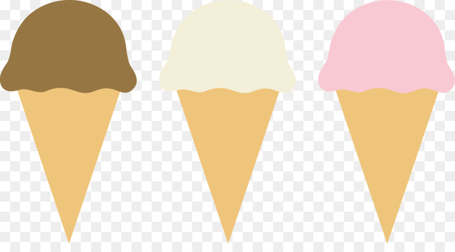 Simple ice cream cones clipart clip art royalty free Ice Cream Cone Background png download - 5823*3130 - Free ... clip art royalty free