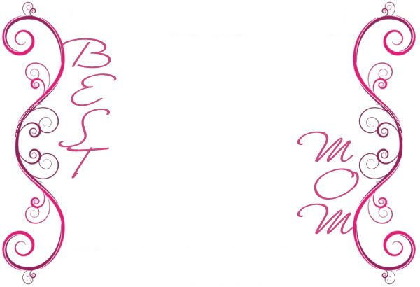 Free clipart page borders for a new mommy graphic black and white download Mothers Day Borders   Free Mothers Day Borders for Cards, Scrapbooks ... graphic black and white download