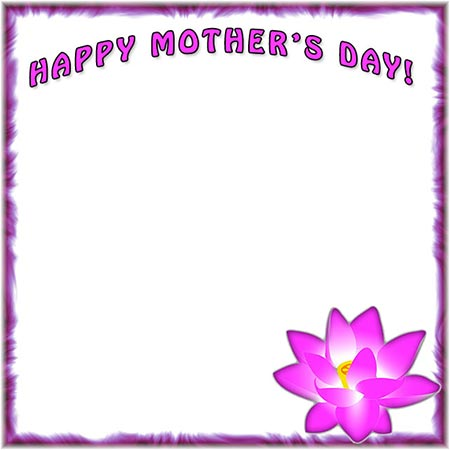 Free clipart page borders for a new mommy jpg freeuse library Mother\'s Day Borders - Free Mothers Day Border Clip Art jpg freeuse library