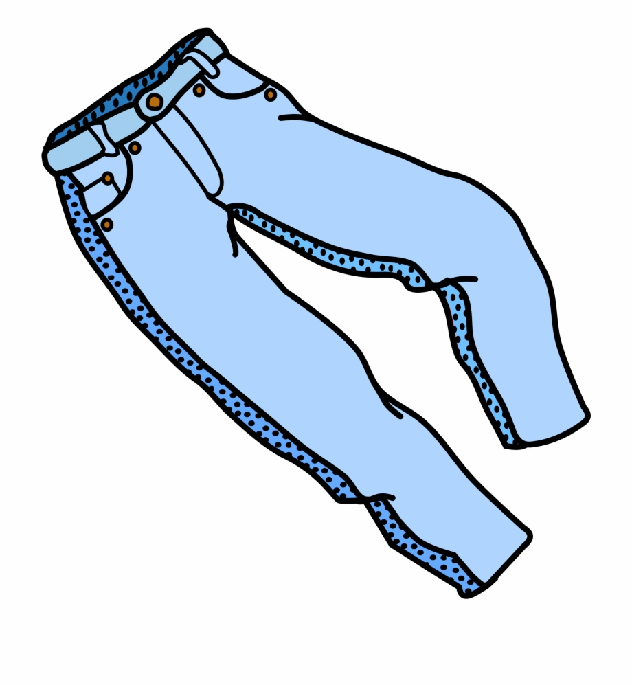 Trouser clipart clip royalty free stock Jeans, Trousers Clipart - Pants Clipart Free PNG Images & Clipart ... clip royalty free stock