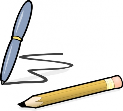 Pictures of pencil download. Free clipart paper and pencils