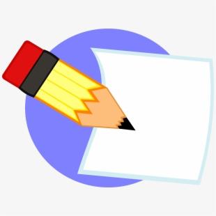 Pencil clip art the. Free clipart paper and pencils