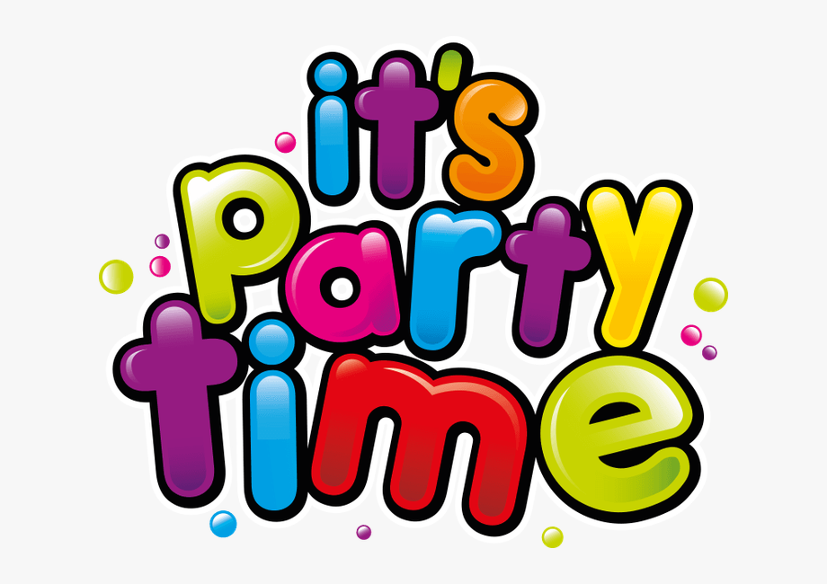 Its the end it will be ok clipart banner free stock End Of The Year Party - It\'s Party Time Clipart #860249 - Free ... banner free stock
