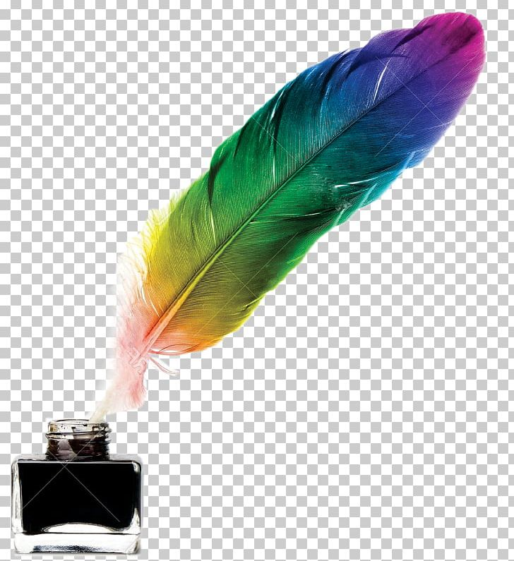 Quill feather png fountain. Free clipart pen and inkwell