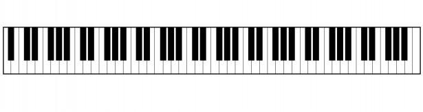 Free clipart piano keys. Keyboard stock photo public
