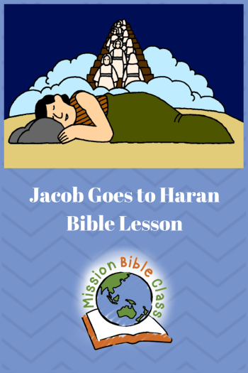Free clipart picture laban chases jacob for treasures. Goes to haran mission