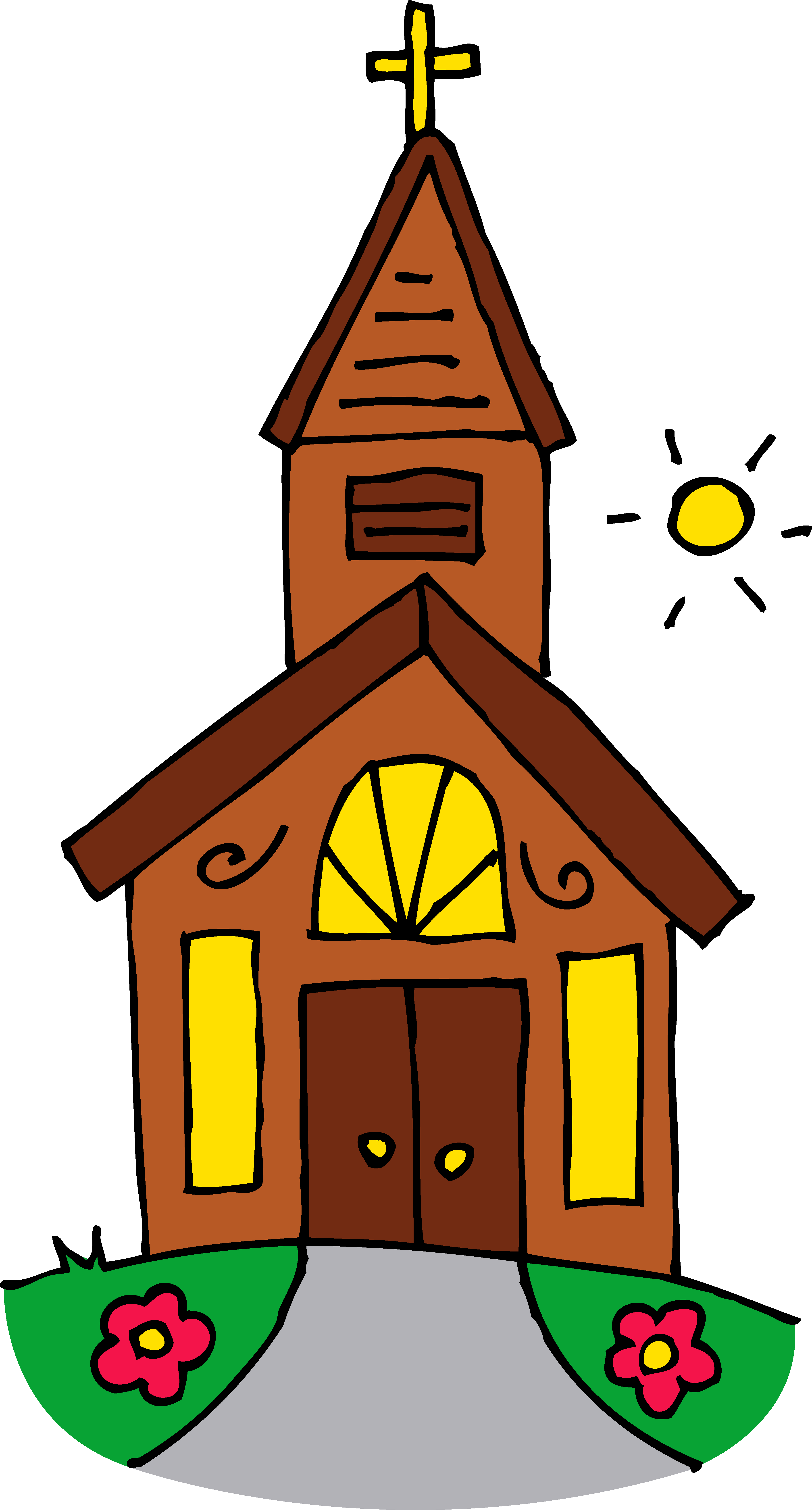 Free clipart pictures of churches jpg freeuse download Free Church Building Cliparts, Download Free Clip Art, Free Clip Art ... jpg freeuse download