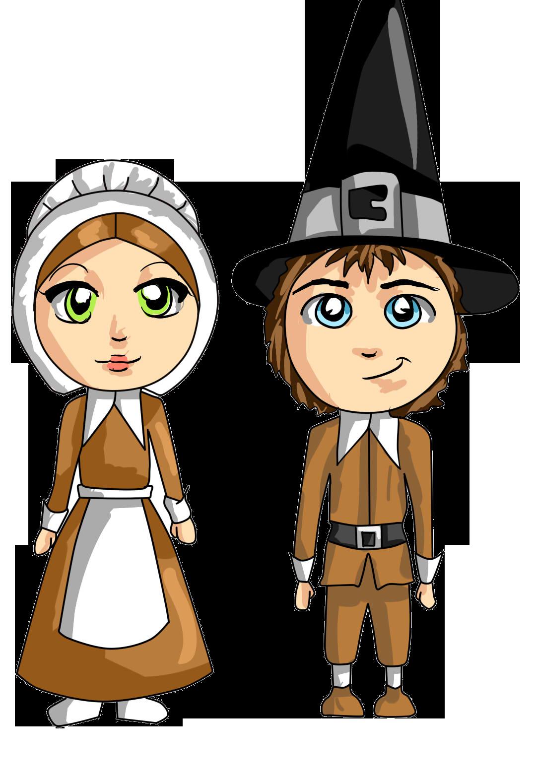 Free clipart pilgrims thanksgiving png free download Free Pilgrims Thanksgiving Cliparts, Download Free Clip Art, Free ... png free download
