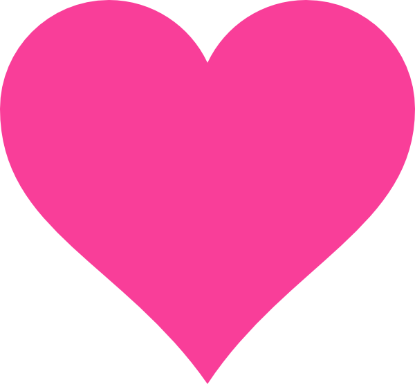Free clipart pink heart free stock Heart Transparent PNG Pictures - Free Icons and PNG Backgrounds free stock
