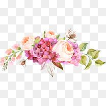 Transparent floral clipart clip art freeuse stock 176 Best transparent floral images images in 2018 | Vintage floral ... clip art freeuse stock